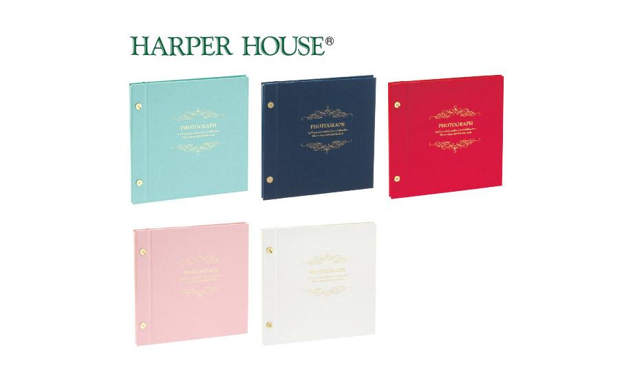 ハーパーハウス® ライトフリーアルバム〈シャイニー〉